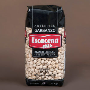 Garbanzos Escacena Extra 1kg